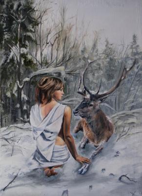 Вячеслав Юрьевич Шайнуров. Forest tale