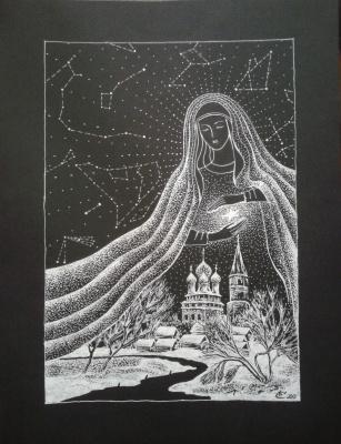 Svetlana Buzanova. Christmas