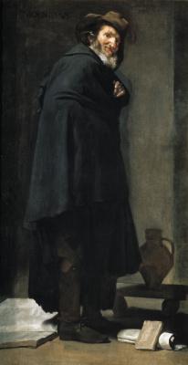 Diego Velazquez. Menippus