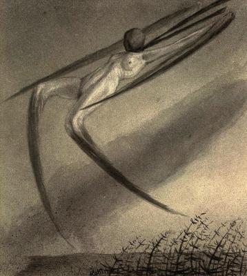 Alfred Cubin. Jede Nacht Besucht Uns Ein Traum
