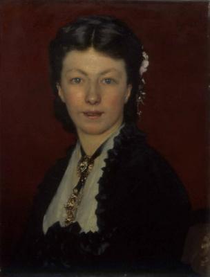 Каролус Дуран. Портрет мадам