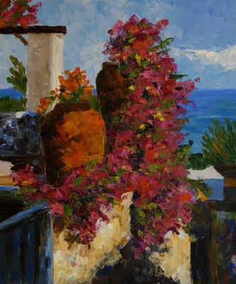 Larissa Lukaneva. Bougainvillea