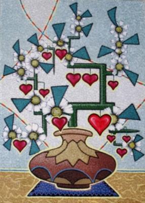 Юрий Владимирович Сизоненко. Flower maze.