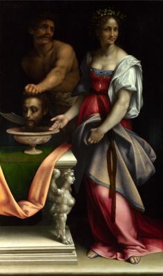 Чезаре да Сесто. Саломея