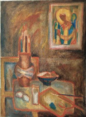 Tatyana Matveyevna Gromyko. Unsigned work