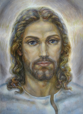 Снежана Казимировна Витецкая Viteckaja. Jesus Christ