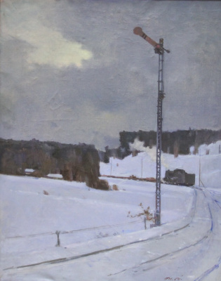 George Grigorievich Nyssa. Semaphore
