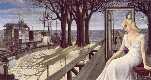 Paul Delvo. The bride