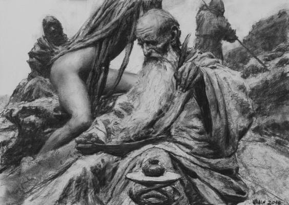 Gennady Ulybin. Premonition