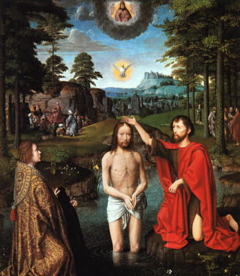 David Gerard. Baptism