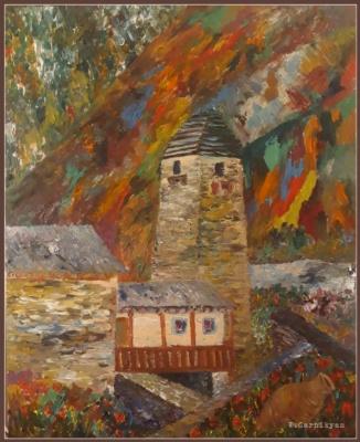 Владимир Гарникян. Autumn Tusheti