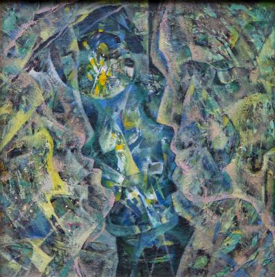 Rinat Salimzyanovich Khanafeev. Two
