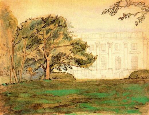 Исмаэль Смит. Дерево