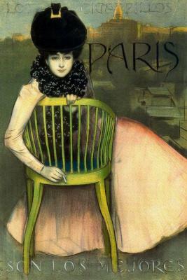 Рамон Касас Карбо. Париж