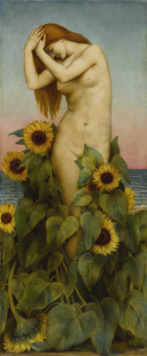 Evelyn De Morgan (Pickering). Nymph