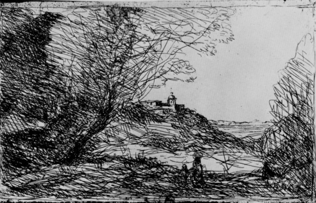 Camille Corot. Memories of the landscape in Monaco