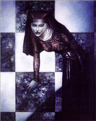 John Bolton. Virgin vampires