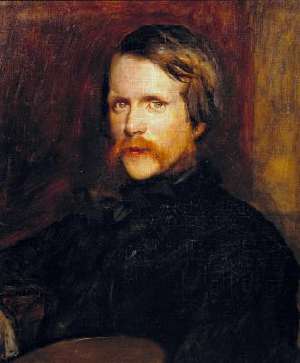 Уильям Бланделл Спенс, английский художник.  1851