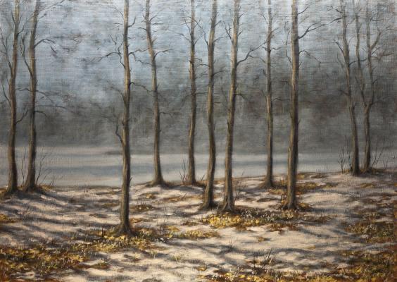 Valery Levchenko. No. 219 Snowdrops