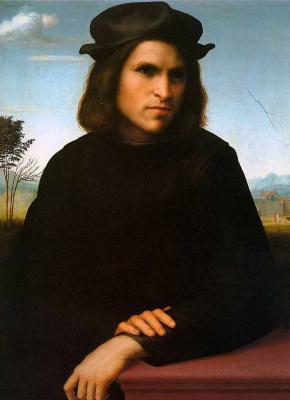 Франческо Франчабиджо. Портрет мужчины