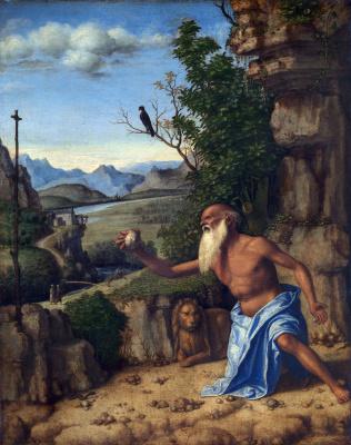 Giovanni Battista Cima da Conegliano. Saint Jerome