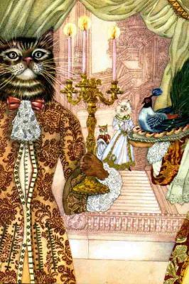 Адриенн Сегур. Королева-кошка 02