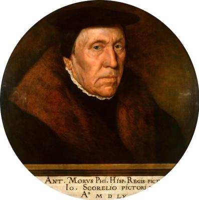 Antonis van Dashorst Mor. Jan van Scorel