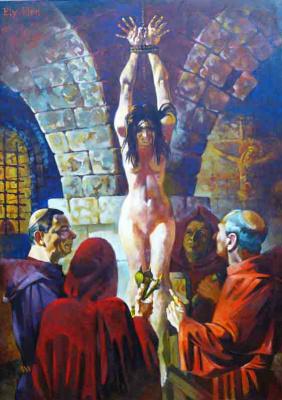 Vasily Ivanovich Ptyukhin. Ascension