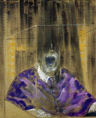 Francis Bacon. Head IV