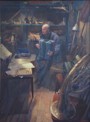 Валерий Иванович Сосна. Музыкант
