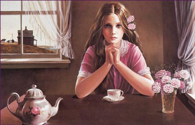Патти Баннистер. Форфор и розы