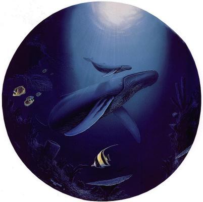 Уайленд. Подводный мир