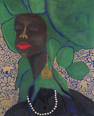 Фатхи Хасан. Портрет 9