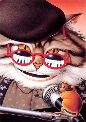 Рик Ловелл. Кот-певец