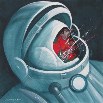 Vadim Commissars. New planet 8
