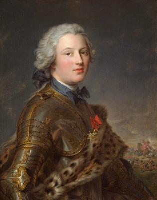Jean-Marc Nate. Deut.sexes. XVIII century