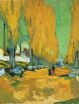 Vincent van Gogh. Alaskan