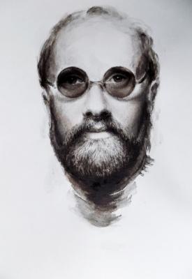 Alex Visiroff. Artist Peter Gluzberg