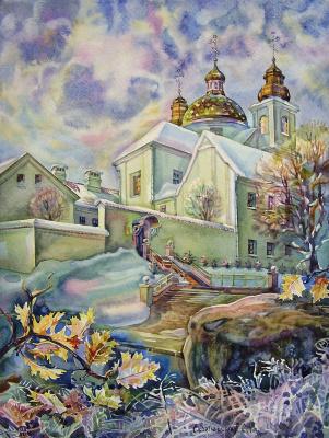 Снежана Казимировна Витецкая Viteckaja. Holy Christmas-Mother of God Convent in Grodno