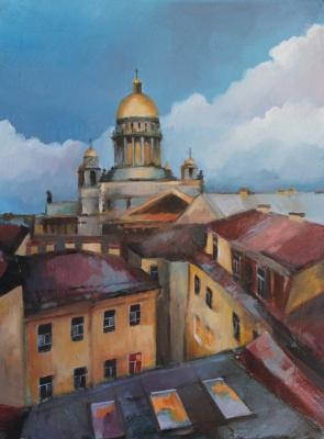 Alessia Lisenko. St. Petersburg