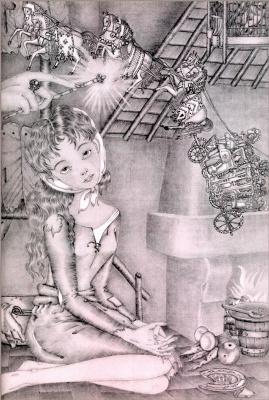 Адриенн Сегур. Золушка