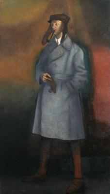 Петр Владимирович Вильямс. Портрет Охлопкова