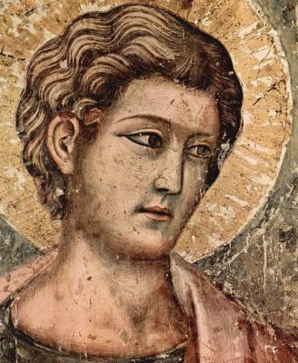 Pietro Cavallini. The Apostle
