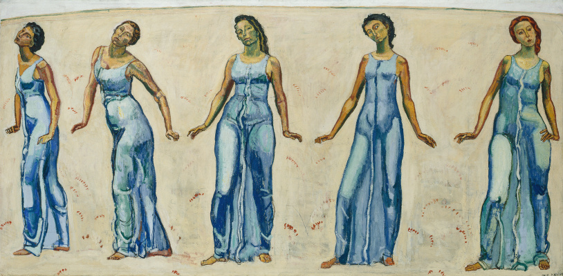 Ferdinand Hodler. A View to Infinity