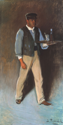 Santiago Rusignol. Cuca