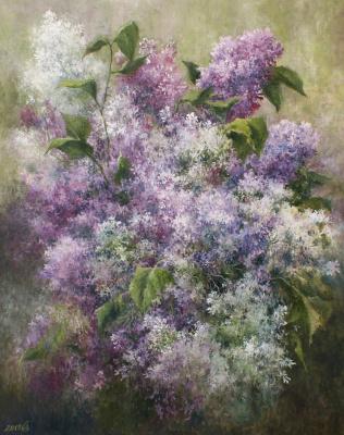 Сергей Владимирович Дорофеев. Lilac haze