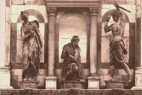 Винченцо Данти. Усекновение главы Иоанна Предтечи