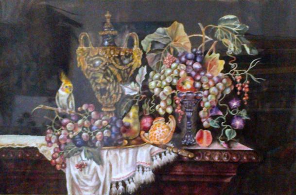 Eleonora Vladimirovna Chirkova. Still life