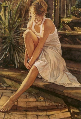 Steve Hanks. Plot 49