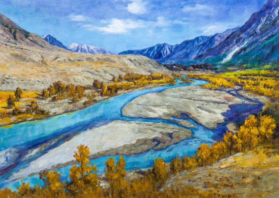 Andrew Shararin. My Altai